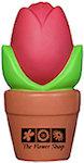 Tulip in Pot Stress Balls